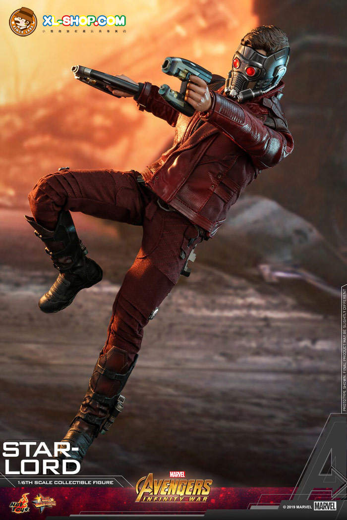 Hot Toys -MMS539 - Avengers: Infinity War - 1/6th scale ...