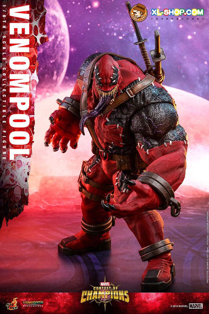 Hot Toys - VGM35 - Marvel Contest of Champions - Venompool