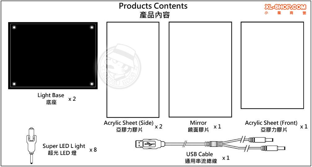 Legend Studio Master Light House Display Case 02 Black Vitrine Hot toys 1//4
