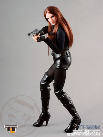 TTL - Perfection Murderess 1/6 Scale Action Figure